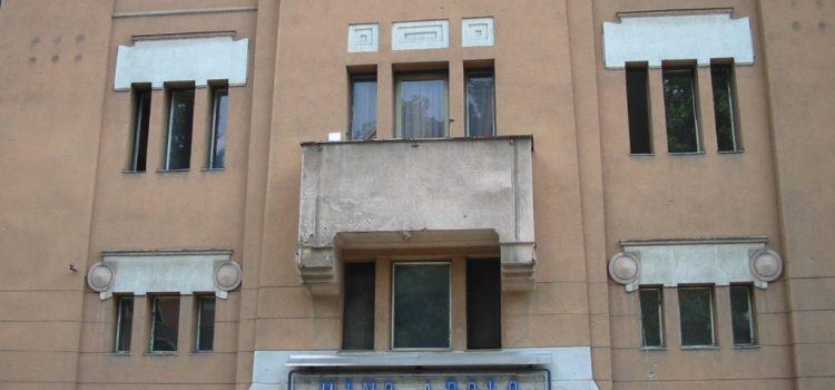 """Kino """"Apolo"""" –  početak kinematografije u Sarajevu"""
