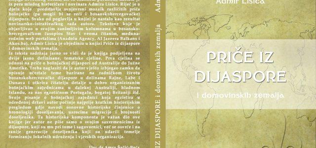 """Promocija djela """"Priče iz dijaspore i domovinskih zemalja"""" u Sjenici"""