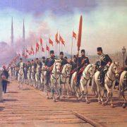 Razvoj vojnih snaga tokom 16. stoljeća: Janičari, vitezovi i plaćeničke regimente
