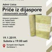 Priče iz dijaspore i domovinskih zemalja stižu u Zagreb