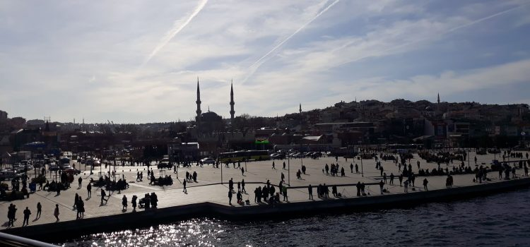 Ulice Istanbula kroz objektiv (3)