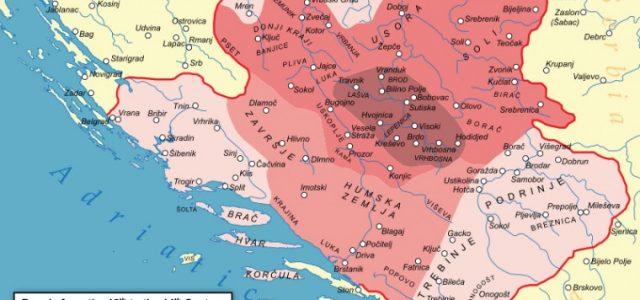 Uloga Franjevaca u srednjovjekovnoj Bosni