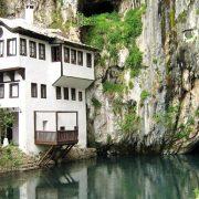 Tekija u Blagaju – najpoznatija tekija u Bosni i Hercegovini