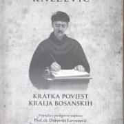 Bošnjaštvo fra Antuna Kneževića oslikano je u njegovom radu