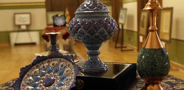 Kaligrafija, drvorez, grnčarija – dijelovi iranske kulture