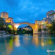 Stari most u Mostaru – remek djelo osmanske arhitekture