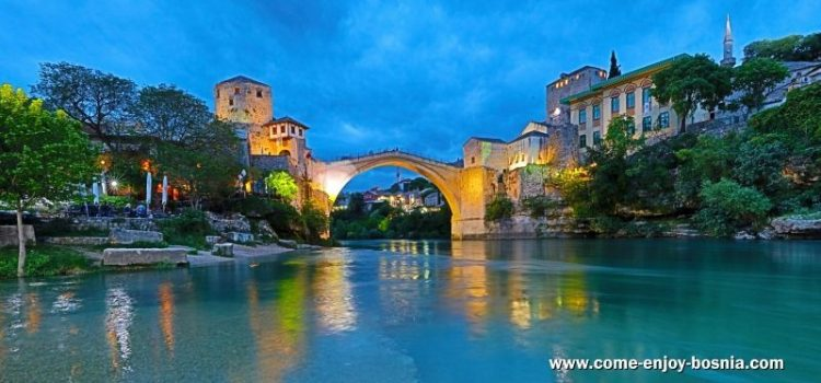 Mostar – grad uskih sokaka koji odišu duhom Orijenta