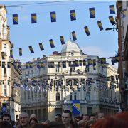 Dan nezavisnosti u Sarajevu kroz objektiv