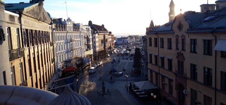 Ulicama Helsingborga kroz objektiv