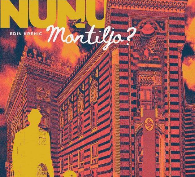 """Promocija knjige """"Znaš li Nunu Montiljo"""" autora Edina Krehića"""