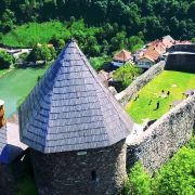 Srednjovjekovni grad Vranduk – kapija Kraljevine Bosne