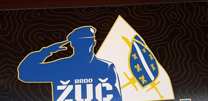 Brdo Žuč Dom Oslobodilaca – Muzej posvećen herojskoj borbi Armije Bosne i Hercegovine