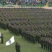 Najveća smotra Armije Republike Bosne i Hercegovine održana je na Koševu 1997. godine