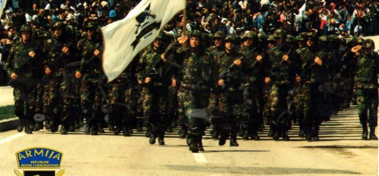 Tek je svaki peti borac Armije Republike BiH imao pušku