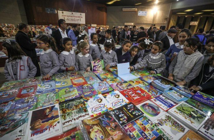 U blokiranoj Gazi otvoren sajam knjige