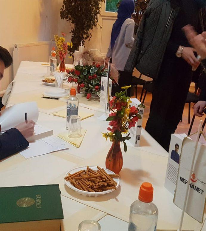 "Roman ""Prokletstvo mira"" autora Kerima Sefera promovisan u Novom Travniku"
