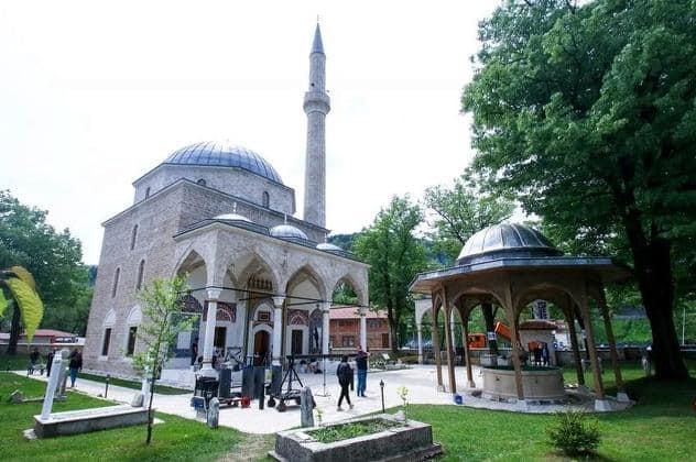 Ponovno uspravljanje Aladža džamije je najbolji ramazanski poklon svim ljudima