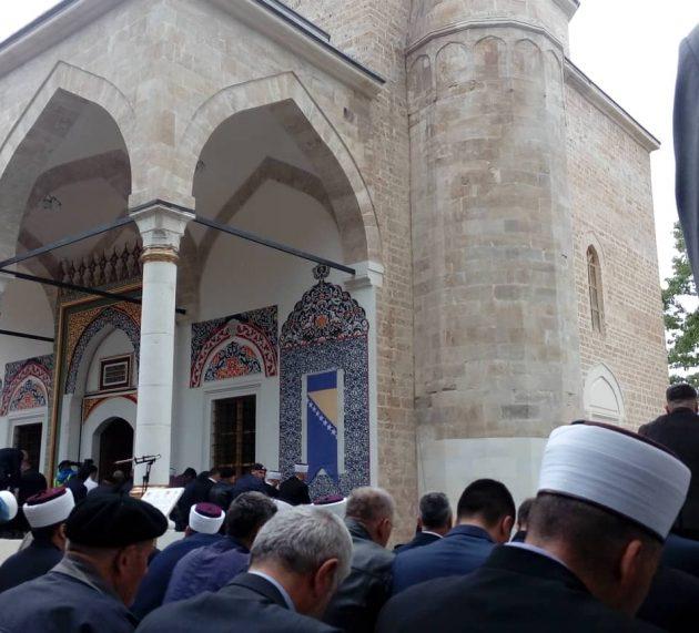 Otvorenje Aladža džamije kroz objektiv