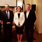 Ambasada BiH u Oslu: Predavanje o stanju geopolitičkih odnosa na Bliskom istoku