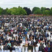 140.000 muslimana klanjalo bajram-namaz u engleskom Birminghamu