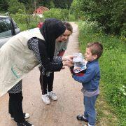 Humanitarna organizacija Hasene Balkans uručila je 3020 ramazanskih paketa širom BiH