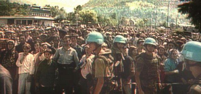 Međunarodna zajednica je pred pad Srebrenice  bila zbunjena i međusobno podijeljena