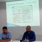 """U IGMG Balkans centru održano predavanje na temu """"Aspekti memorijalizacije genocida"""""""