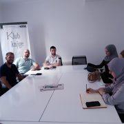 Mladi članovi IGMG Kluba knjige mjesec juli su posvetili knjigama koje govore o genocidu u Srebrenici