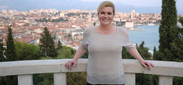 Kolinda Grabar-Kitarović zloupotrebljava muslimane za predizbornu homogenizaciju
