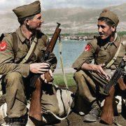 """Uloga Turske vojske u Korejskom ratu:  General UN-a Douglas MacArthur je rekao da su Turci """"heroji heroja"""""""