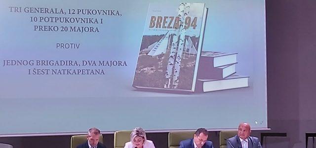 """Održana promocija knjige """"Breza 94: Bužimska bosanska bitka"""""""
