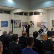 """Promocijom zbirke poezije """"Mostovi prijateljstva 3"""" počelo obilježavanje Međunarodnog dana Bošnjaka u Sjevernoj Makedoniji"""