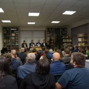 "U organizaciji BKZ Preporod Breza održana promocija knjige ""Priče iz dijaspore i domovinskih zemalja"""