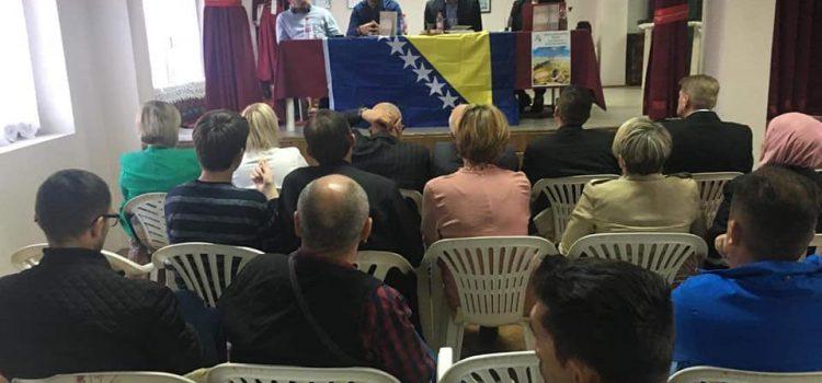 """""""Priče iz dijaspore i domovinskih zemalja"""" promovisane u Doboju"""