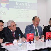 """U Sarajevu upriličena promocija knjige """"Bosna: Osvrt iz Tirane"""""""