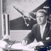 """Naučnik u službi Adolfa Hitlera: Verner von Braun tvorac je oružja """"Raketa Fau-2"""""""