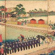 Japan je za dvadeset godina prešao put od feudalne države do ustavne monarhije