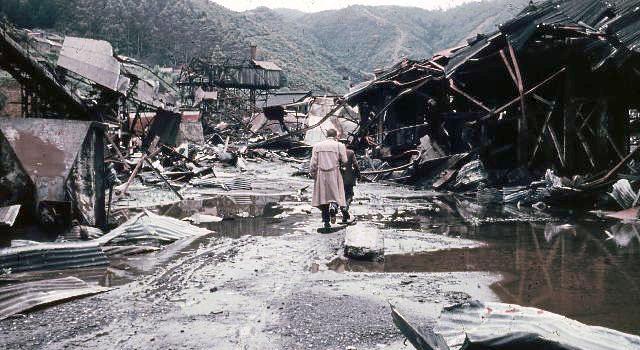Valdivia zemljotres: Najsnažniji zemljotres ikada izmjeren