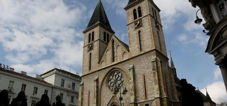 Sarajevska katedrala – jedan od najljepših spomenika austrougarske arhitekture