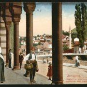 """Čaršija i mahala kao """"srce i duša"""" bosanskih gradova iz osmanskog perioda"""