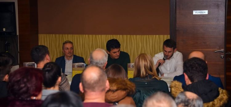"""U organizaciji BZK Preporod Konjic promocija knjige """"Balkanska praskozorja – Od ideja do ujedinjenja"""""""