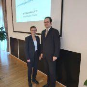 Podržana inicijativa Dr. Sedada Dedića u okviru radnog sastanka članica Evropske narodne stranke u Tirani