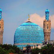 Velika džamija Sankt Petersburga: Historija i arhitektura