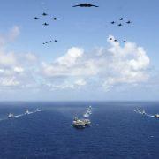 Koliki su mornarički kapaciteti Sjedinjenih Američkih Država i Ruske Federacije