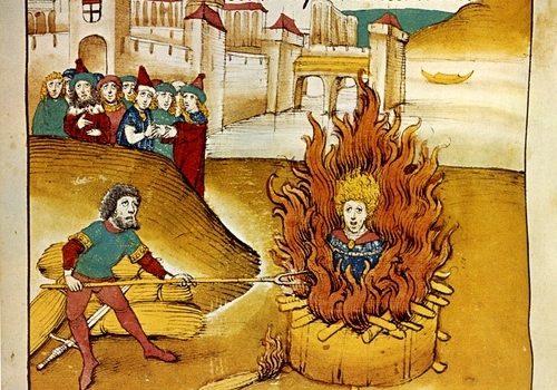 Historija hereze u Katoličkoj crkvi od 11. do 15. stoljeća
