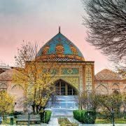 Jedina u Armeniji: Plava džamija Jerevana