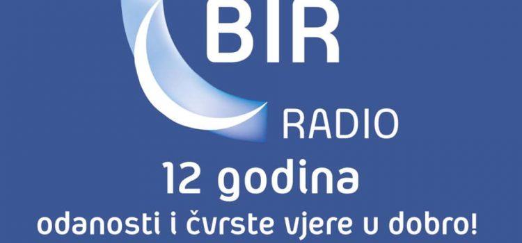 12 godina postojanja Radija BIR