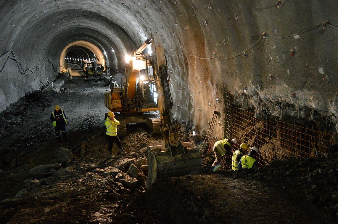 U izgradnji tunel Hranjen koji će skratiti put do Sandžaka za oko ...